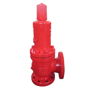 Pressure Relief Valves, SS A216 WCB, RF