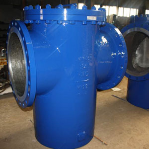 Bucket Strainers, ASTM A216 WCB, DN600