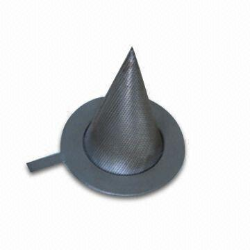 Conical Strainer Filters, Stainless Steel