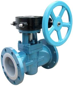 Advantages of Fully Lined Plug Valve & Sleeved Plug Valve