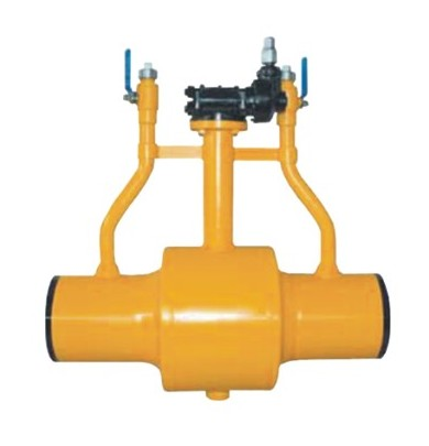 Characteristics of Gas Welded Ball Valves