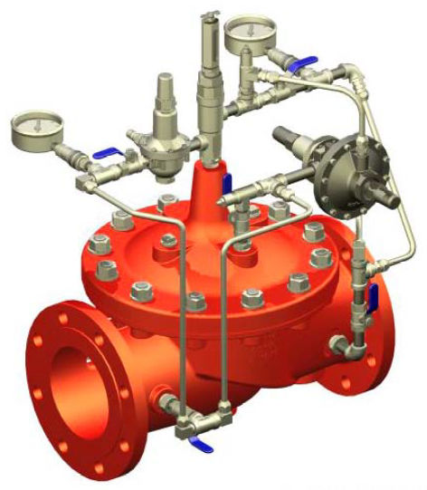 Functions of Hydraulic Pressure Control Valves