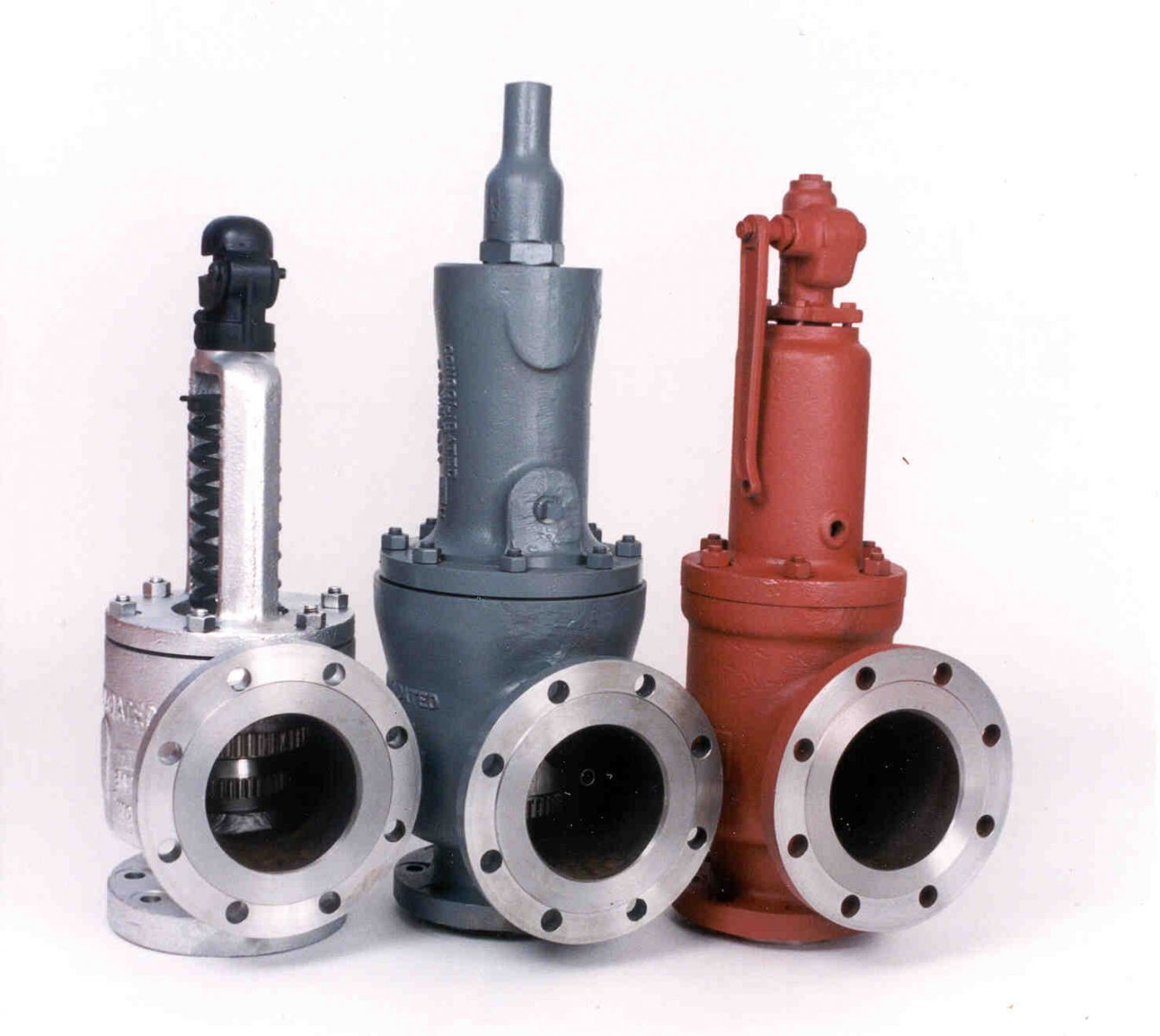 Selection of Safety Valves in Different Areas