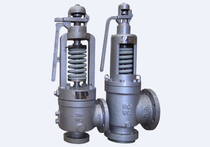 The Scope of Application for Spring Loaded Safety Valve