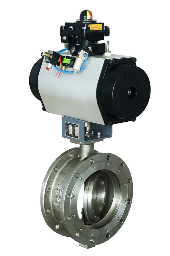 Transport Issues of Pneumatic Butterfly Valves