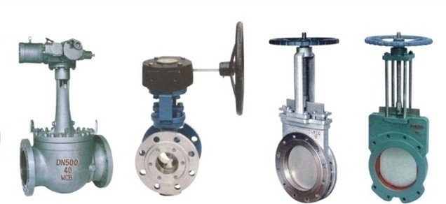 The Application Field of All Kinds of Valves